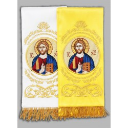 Шелковая закладка для Евангелия