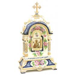 Киот настольный с иконой Святой Николай Чудотворец