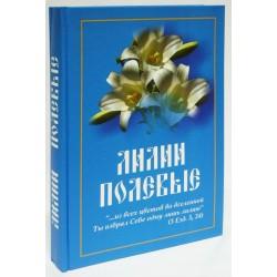 Лилии полевые. Книга для семейного чтения.