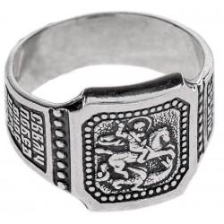 Перстень «Святой Георгий Победоносец»
