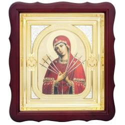 Икона Божья Матерь Семистрельная