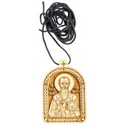 Нательная икона «Николай Чудотворец»
