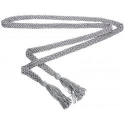 Плетенный пояс «9 ниток»
