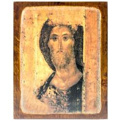 Икона Спаситель (Андрея Рублева) (24х30)
