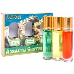 Ароматы Святой Горы Афон (набор из 3 шт)