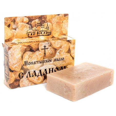 Монастырское мыло с ладаном Boswelia carterry