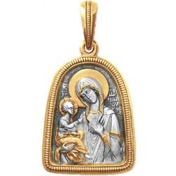 Иконка Божией Матери «ИЕРУСАЛИМСКАЯ» ИС052