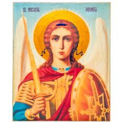Икона Архангел Михаил 15х18 см
