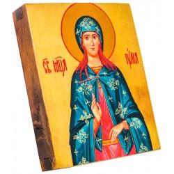 Икона Святая Юлия 11х13