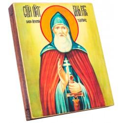Икона Святой Илья Муромец 15х18 см