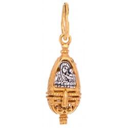 Ладанка-ароматница с иконой Божией Матери «Казанская»