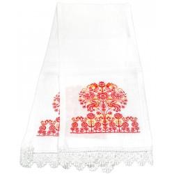 Рушник венчальный «Дерево с птицами» 100х20 см