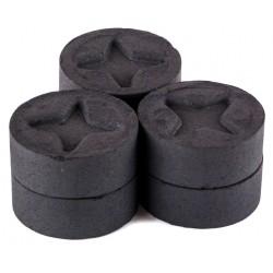 Кадильный уголь быстровоспламеняющийся, 35 мм