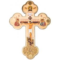 Крест настенный (13х18,5)