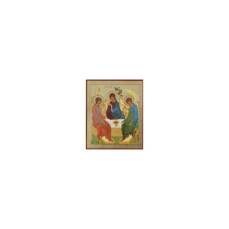 Икона на оргалите, двойное тиснение. (Соф.) (18х24)