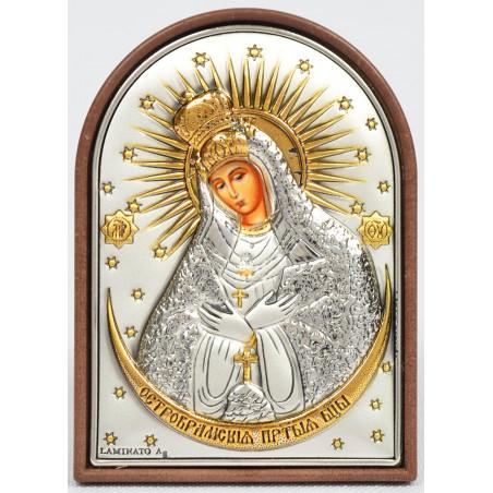Икона Божья Матерь Остробрамская
