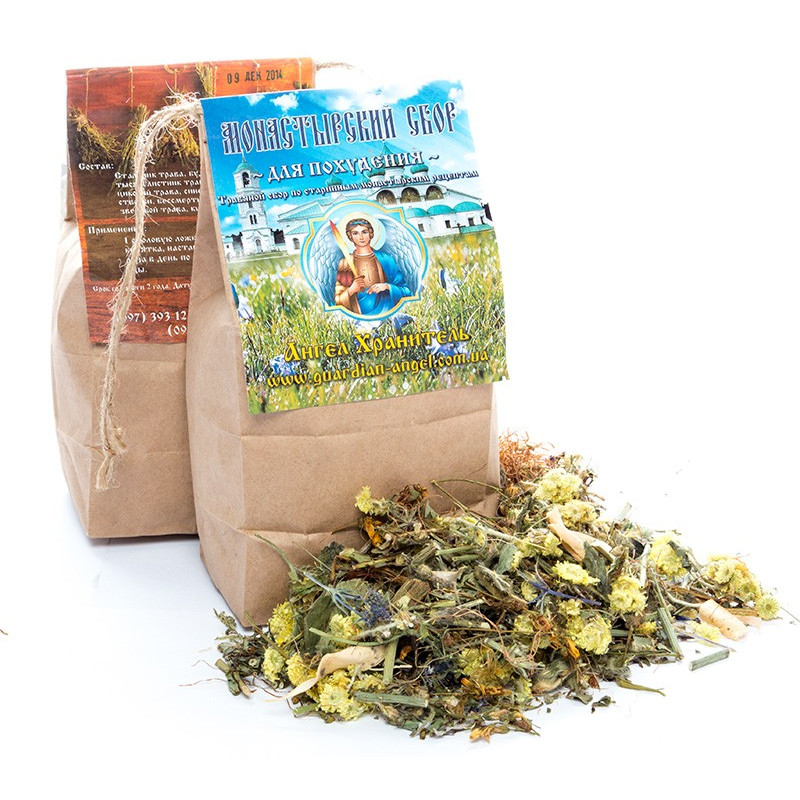 Монастырский чай: Для похудения