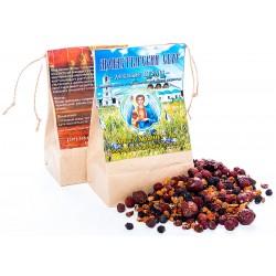 Монастырский чай: Лесные ягоды