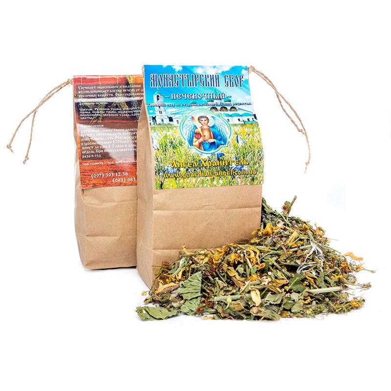 Монастырский чай: Печеночный