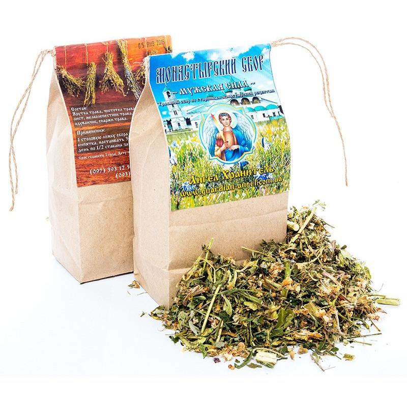 Монастырский чай: Мужская сила