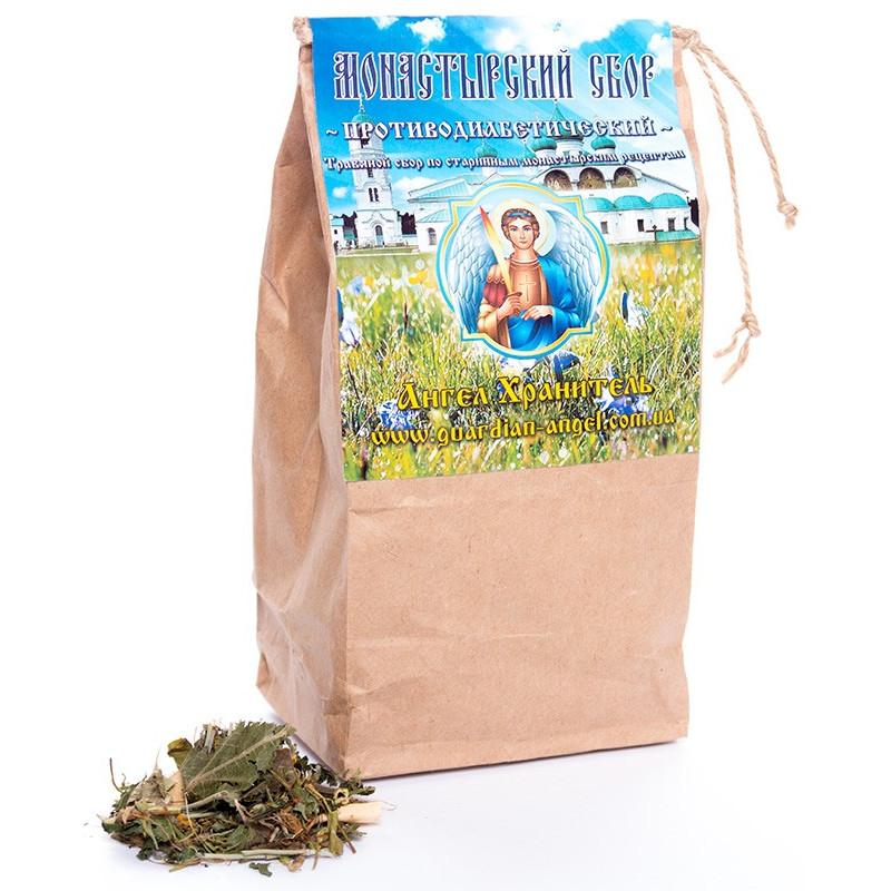 Монастырский чай: Противодиабетический