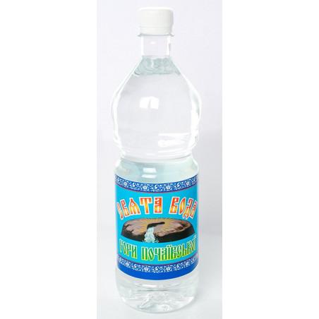 Вода Почаевская