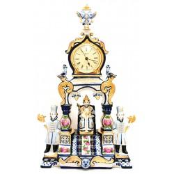 """Часы """"Царь на троне"""" коллекционные"""