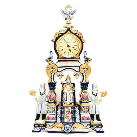 """Часы """"Царь на троне""""..."""