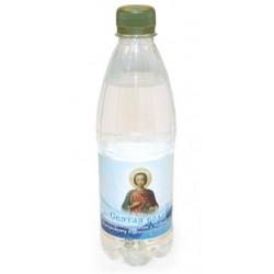 Вода, освященная на молебне у мощей великомученика Пантелеимона