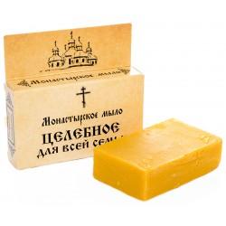 Монастырское мыло «ЦЕЛЕБНОЕ» для всей семьи
