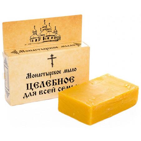Монастырское мыло...