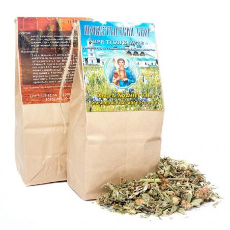 Монастырский чай: При туберкулезе