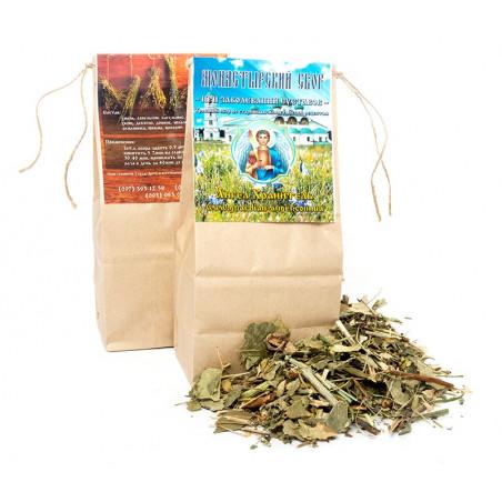 Монастырский чай: При заболевании суставов