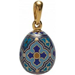 Пасхальное яйцо «ПРОЦВЕТШИЙ КРЕСТ» ЯС032