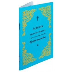 Акафист Пресвятой Богородице в честь чудотворной иконы Ея «Утоли моя печали»