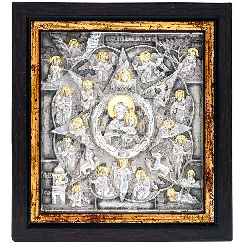 Икона Божья Матерь Неопалимая Купина (03952)