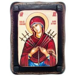 Икона Божья Матерь Семистрельная (16874)