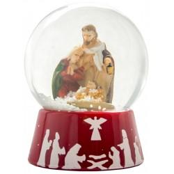 """Снежный шар с вертепом """"Рождество Христово"""""""