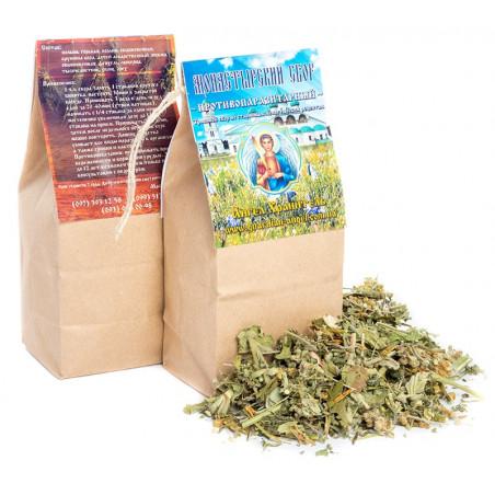Монастырский чай: Противопаразитарный
