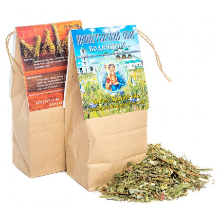 Монастырский чай: Бодрящий
