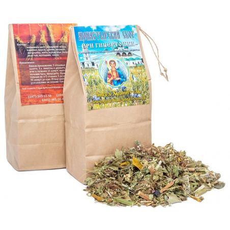 Монастырский чай: При гипертонии
