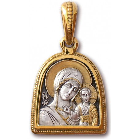 Иконка Божией Матери...