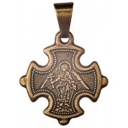 Нательный именной крест