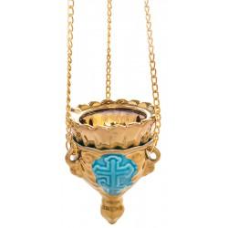 Керамическая лампада подвесная (18892)