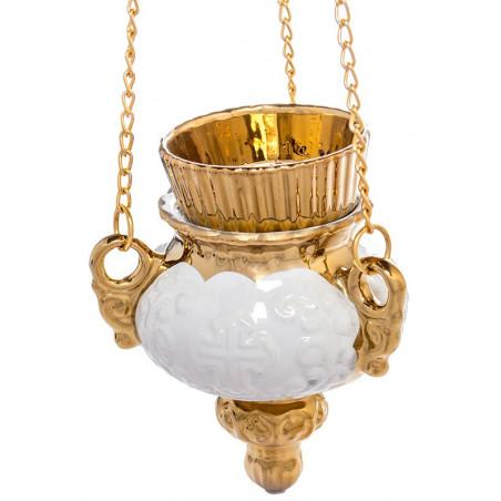 Керамическая лампада подвесная (18893)