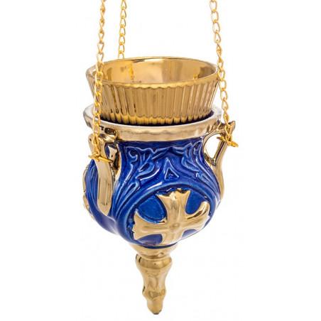 Керамическая лампада подвесная (18894)