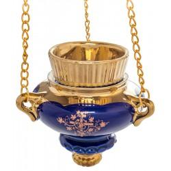 Керамическая лампада подвесная (18895)