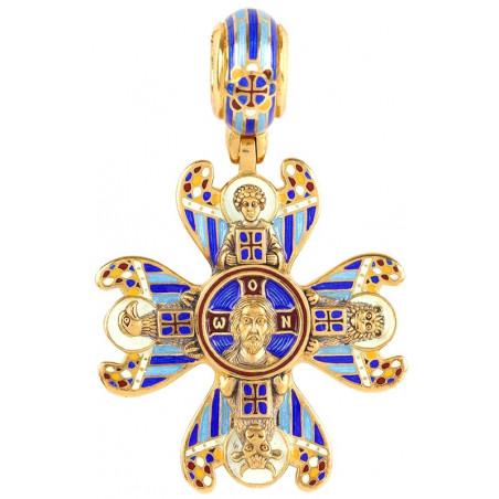 Крест «СПАС НЕРУКОТВОРНЫЙ С...