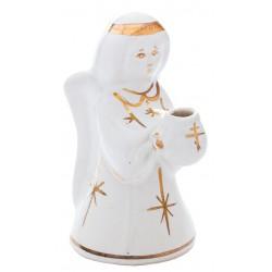 Керамический подсвечник «Ангел»