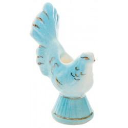 Керамический подсвечник «Голубь»